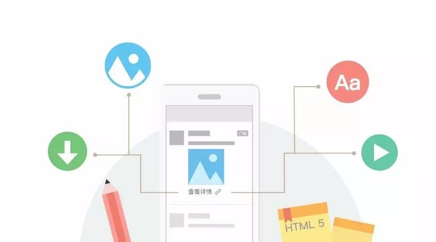 朋友圈广告H5落地页模板功能:让广告投放更加简单高效