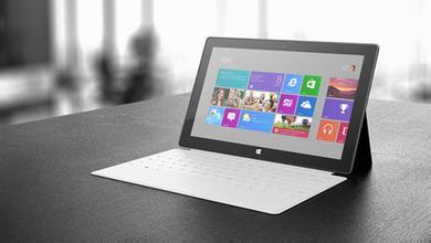 微软也郁闷:苦心经营的Surface为什么有口碑无销量?