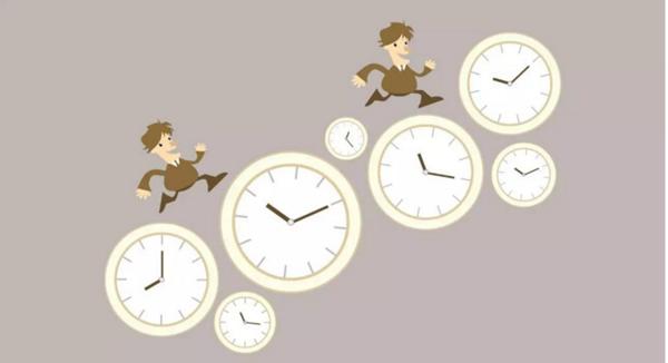 总是踩点到岗和习惯提前10分钟到的人,一年后区别在哪?